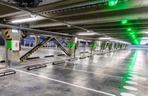 sensor parking