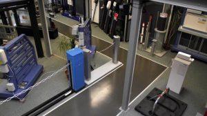 showroom automatisatie