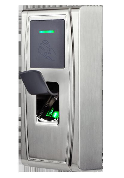 Bluetooth digitale vingerscanner