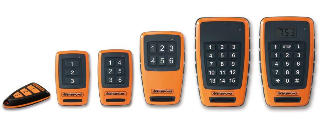 sesam 800 afstandsbediening telecommande