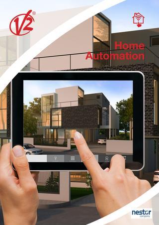 KNX 'Home automation' van V2