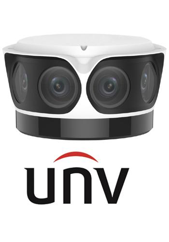 Panoramische camera 4K Omniview van UNV
