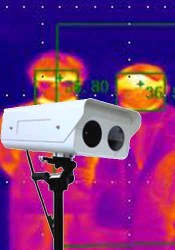 Thermische camera's van Uniview voor koortsdetectie